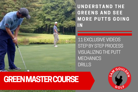 Sam Goulden Green Master Course