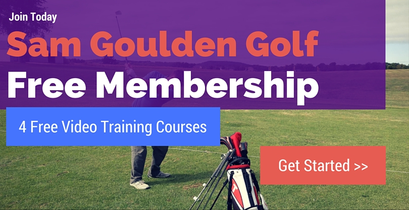 Join Sam Goulden Golf Free Membership